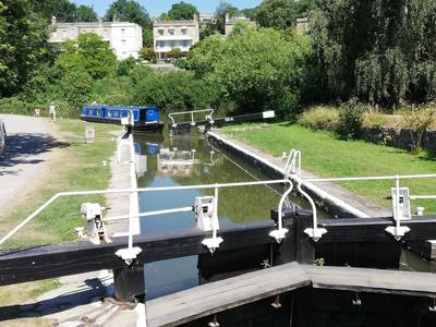 image:lock at Widcombe