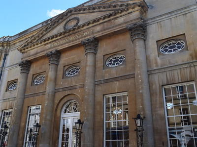 image: Pump Room exterior